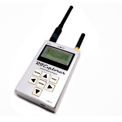 RF Explorer Model ISM Combo — Handheld / USB RF Spectrum Analyzer